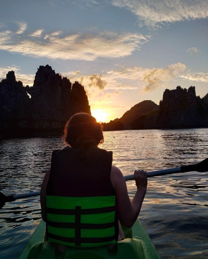 Small Lagoon Sunrise