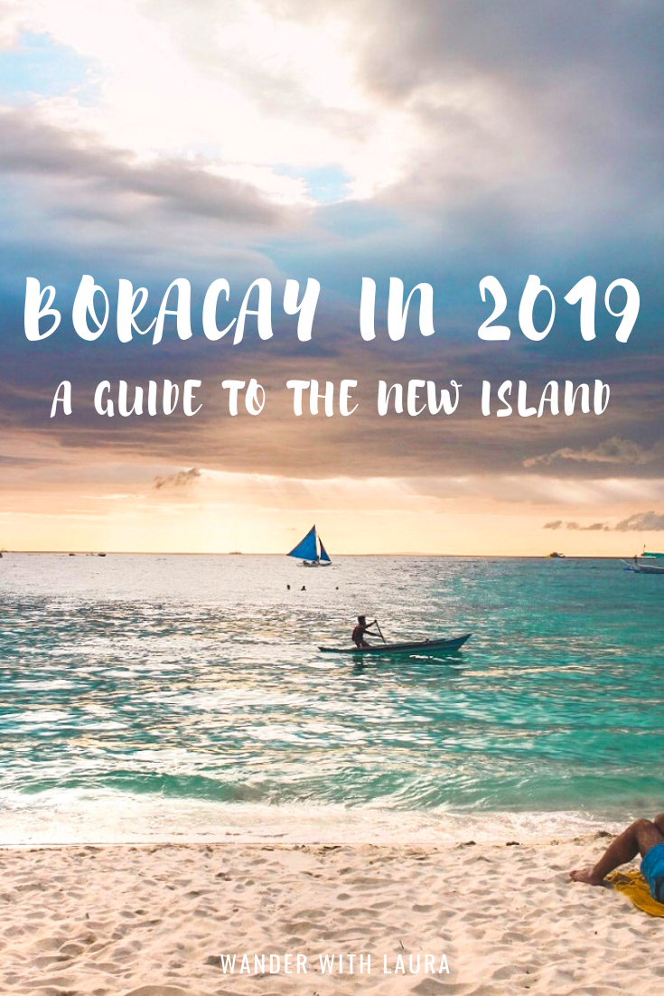 A guide to Boracay in 2019. After the island reopened after forced closure by the government, there have been some big changes...
