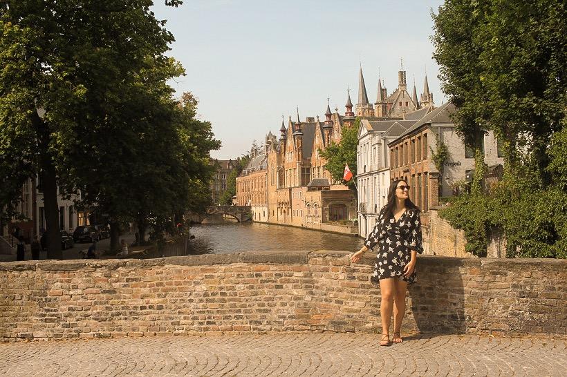 Girl in Bruges