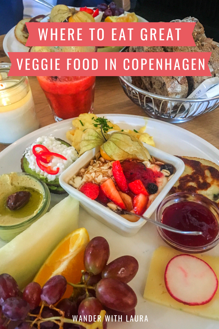 Five places to find great vegetarian food in Copenhagen