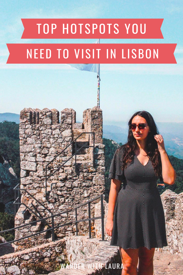 Four hotspots to visit in Lisbon