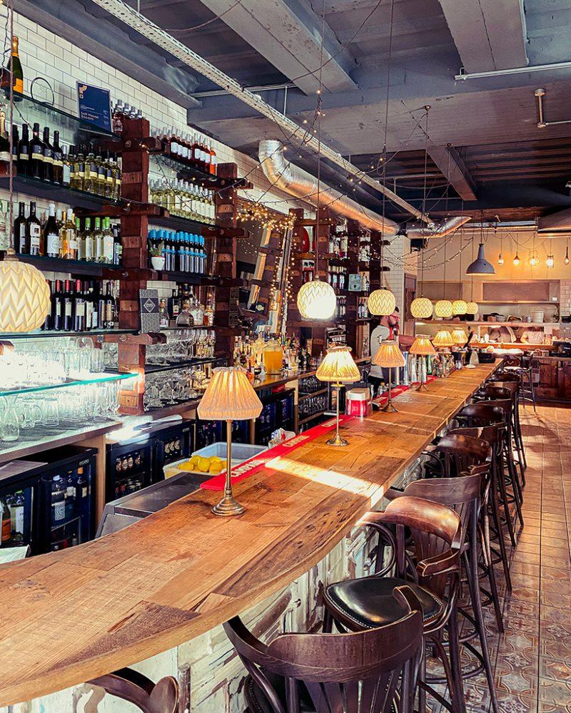 Bacaro Restaurant Liverpool