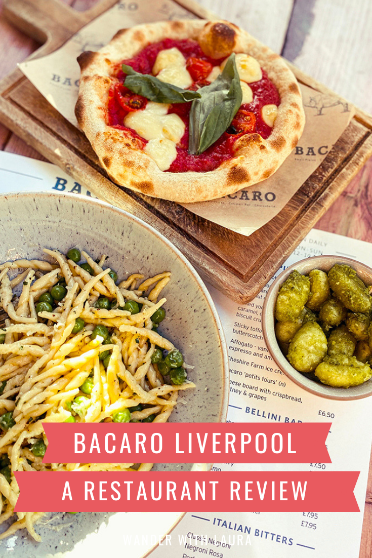 Bacaro Liverpool Restaurant Review