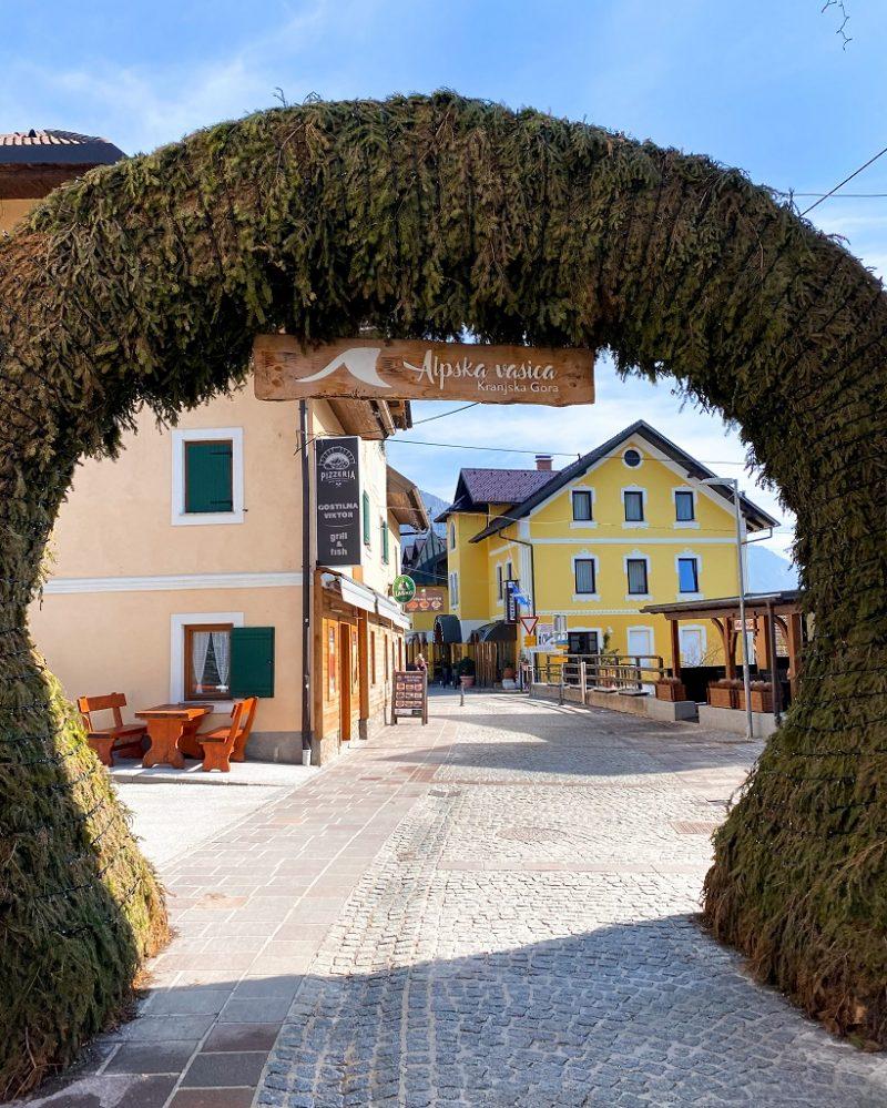 Kranjska Gora town