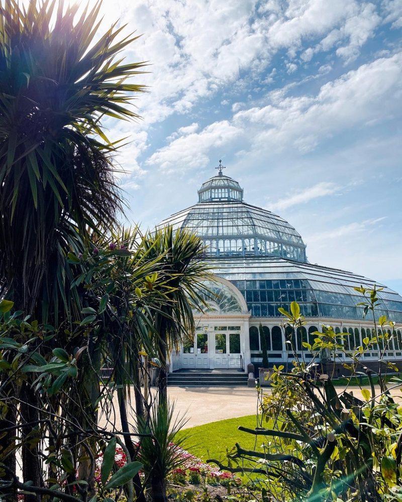 Sefton Park Palm House Liverpool